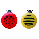 Bee & Ladybug Retractable Tape Measure (Assorted), 1pc
