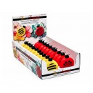 Display - Bee & Ladybug Retractable Tape Measure (Assorted), 20 Pieces Per Display