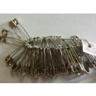 Safety Pins - Assorted - 50 Bunch