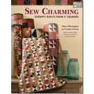 "Sew Charming: Scrappy Quilts from 5"" Squares - Authors of Best-Seller 'Country Thread Goes to Charm School' by Mary Etherington, Connie Tesene"