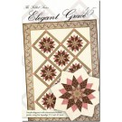 "Elegant Grace Quilt Pattern by Phillips Fiber Art using the 12"" Squedge 45 & 22.5 Set"