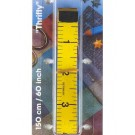 Tape Measures With cm And Inch Scale, Junior