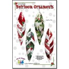 Heirloom Ornaments Pattern: 4 Different Sizes Plus Ornament Shapes
