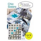 Chic Sisters Quilt Pattern using the Quick Curve Ruler (item: SKW100)