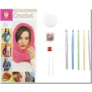 Boye I Taught Myself To Crochet Kit: Includes 15 Projects & Instructions with Supporting Tools
