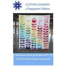 Cutting Garden Quilt Pattern by Krista Hennebury