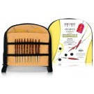 Knitter's Pride Symfonie Cubics Deluxe Special Interchangeable Needle Set