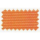 "Pet Screen, Orange, 54"" Width (ON SALE)"
