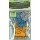 Jumbo Locking Stitch Markers, 12 Count
