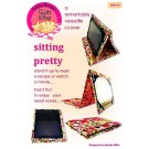 "Sitting Pretty - i-Pad Cover, Stand & Reader (8.75"" W x 10.75"" H x 5/8"" D) by Among Brenda's Quilts & Bags"