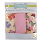 "Babyville Pul Fabric Package, Sweet Stuff & Cupcakes - 21"" x 24"" (53.30cm x 61cm), 3ct."