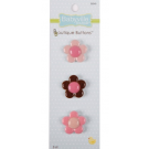 Babyville  Button Package, Flowers