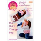 The Quick Change Bag - A Zippy Little Diaper Bag for Moms on the Go by Among Brenda's Quilts & Bags