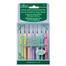 7  Pieces Amour Crochet Hooks Gift Set, 13.5Cm