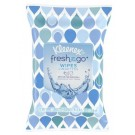 Kleenex On The Go Wet Wipes For Hands & Face, 12pk. (Hypoallergenic & Alcohol/Fragrance Free!)