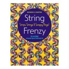 String Frenzy: 12 More String Quilt Projects