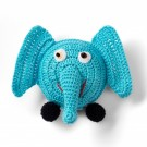Prym Love Spring Tape Crochet Elephant