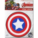 "Iron-On Marvel Avengers SHIELD Applique, 5"" x 5"" (Special Order Only!)"