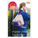 Market Street Backpack by Among Brenda's Quilts & Bags