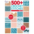 Annie's 500+ Crochet Stitches with CD
