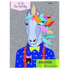 Jagger the Unicorn Mini-Tote-Cushion Pattern by Sew Quirky