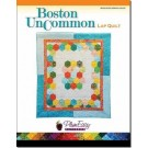 PlumEasy Patterns Boston UnCommon Lap Quilt - 50% OFF!