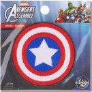"Iron-On Marvel Avengers SHIELD Applique, 5"" x 5-1/8"" (Special Order Only!)"