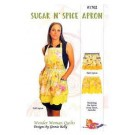 Sugar N' Spice Apron by Wonder Woman Quilts