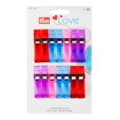 Prym Love Fabric Clips, 5.5cm