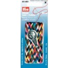 Thread Braid With Needle & Threader, 60cm, 100 Polyester