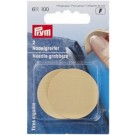 Needle grabbers, rubber pads, 2 pieces