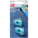 Needle Grabbers, Silicone, Turquoise, 2 count - M+L
