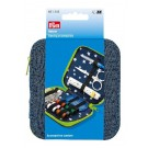 Prym Denim Sewing Kit with a Zip Fastener - Green