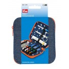 Prym Denim Sewing Kit with a Zip Fastener - Orange