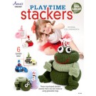 Playtime Stackers: 6 Lovbable Set - Cleverly hide a toy doll inside by using graduiated rings