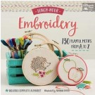 Lunch-Hour Embroidery: 130 Playful Motifs from A to Z, Includes Complete Alphabet (ON CLEARANCE)