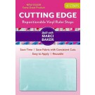 Cutting Edge: Repositionable Vinyl Ruler Stops