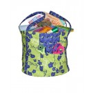 "Eazy Peazy Quilts Kitchen Sink Tote, 15"" Deep By 16"" Diameter"