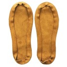 Soul Comfort - Leather Slipper Soles, Women's Size 11-12 (ON SALE - 25% OFF!)