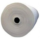 "80/20 Bleached Cotton/Polyester Blend Batting with Scrim Binder (In Roll), 96"" x 30 Yards (244cm x 27.4M)"