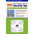 Trim-A-Tip Tool By Carolyn Cullinan McCormick: Handy Quilter's Corner Cutter Makes Your Piecing Perfect!