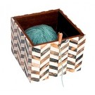Knitter's Pride Yarn Bowl - Pearly