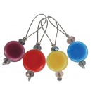 Knitter's Pride Zooni Stitch Markers - Gems (12pk)