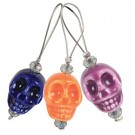 Knitter's Pride Zooni Stitch Markers - Skull Candy (12pk)