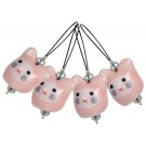 Knitter's Pride Zooni Stitch Markers - Meow (12pk)
