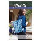 "Charlie Kraft Tex Backpack Pattern, 13"" x 14"" x 4 1/2"""