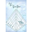 Jewel Box Gem Star/Star Maker Tool/Ruler