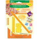 Puff Quilting Clip ''starter Set'' - Large Size(Aprox. Finished: 6CM)