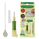 Clover Punch Needle Tool - Stitch As Quickly As If You Were Drawing a Picture!