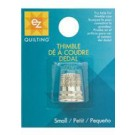 EZ Quilting Recessed Thimble, Small